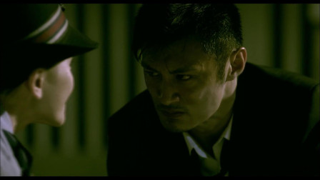 恶灵是当初被击毙的司机,心理极度扭曲的他,特意来找余文乐复仇