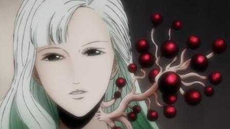 《伊藤润二精选集:血玉树》猎奇向!生长出的果实,流着人血