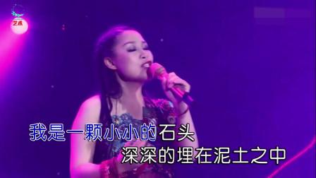 原来《雨花石》的原唱是她,这海啸音太震撼了,原唱果然不同凡响