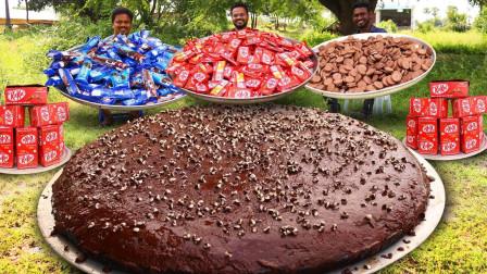 不明老人制作巧克力后,分给无数人,调查后发现这里面有着大问题