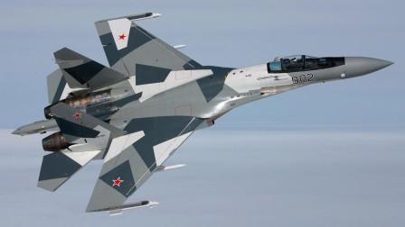 苏-35喜迎最大订单,订购数量比中国还多,美国人警告:谁买制裁谁