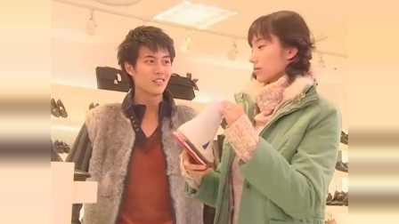 豪杰春香:春香看中的鞋子,梦龙这傻瓜,把它买了可是送给了蔡琳
