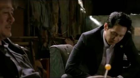 李子成荣升副会长,却还是姜科长的棋子,只能任其摆布!