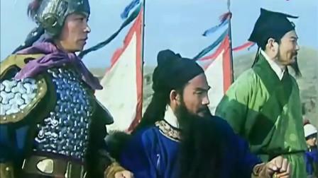 1984年的历史剧《双雄会》真实再现张献忠多面性人格