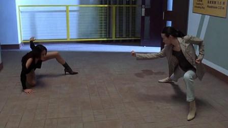 媚艳女杀手力战彪悍女警,满屏大长腿,比男人打架还凶猛!