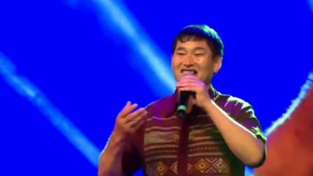 千万不要小看朱之文,听完这首歌足够证明他的唱功不比专业歌手差