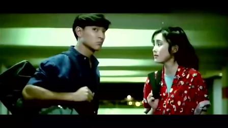 张敏钟楚红合作的经典影片《火舞风云》就是好看