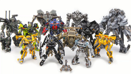 变形金刚电影 2007 Studio Series Autobots Decepticon 12 机器人玩具