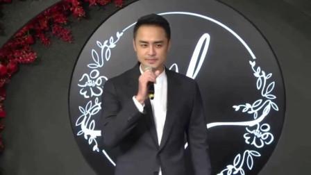 台媒曝40岁明道隐婚当爸 老婆是交往四年的女艺人