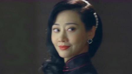 女特工身穿暗花旗袍,使美人计对特工嫣然一笑,下秒直接被干掉!