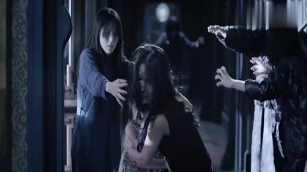 """京城81号-美女带着女儿逃到了地下室,不料女儿竟认识""""女鬼"""""""