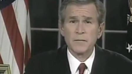 当年伊拉克战争时,小布什和萨达姆的战争演讲值得深思