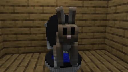 我的世界动画-小兔子-ToberFilm