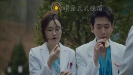 机智医生的生活:柳演锡告诉在吃面包的郑敬淏婴儿能拉粑粑了,结果被嫌弃了
