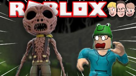 Roblox故事模拟器!捡到咒怨之石!我的朋友被诅咒成了僵尸?面面解说