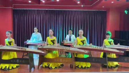 雅韵文化艺术学校.雪山春晓 云南.曲靖