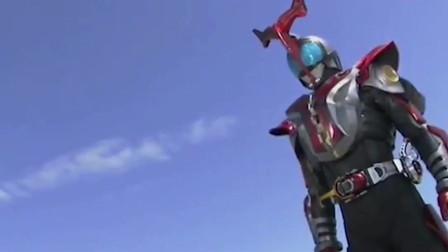 假面骑士:甲斗黑化前开启超越形态,最后导致身体严重透支