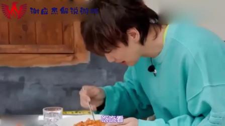 三时三餐知道李光洙没吃早饭车胜元为了他做了泡菜炒饭
