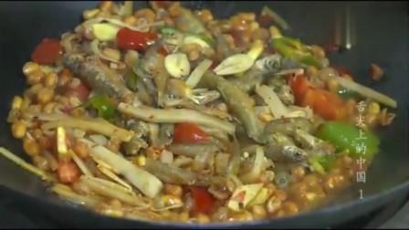 舌尖上的中国,竹笋妙用方式,广西美味酸笋配菜