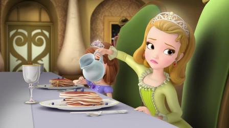 小公主苏菲亚:安伯不想和詹姆士一起过生日,她想要自己一个人