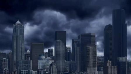 超级飓风:美国出现巨大雷电此起彼伏,五雷轰顶变成现实