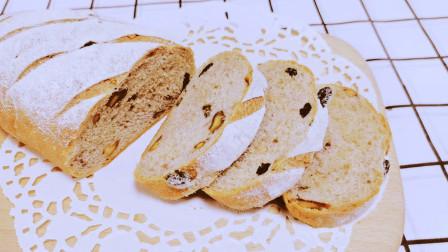 豆渣变废为宝,做成了豆渣黑麦面包,松软又高纤维,好吃又健康!