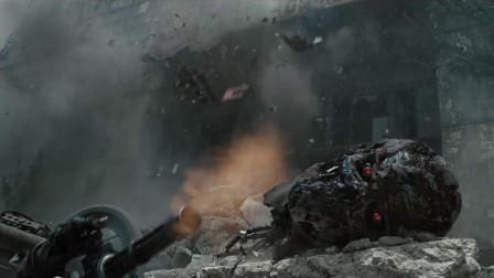 末日生存,巧施妙计解决机器人,终结者精彩片段!