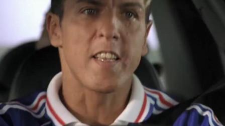 的士速递:萨米一键启动,出租车当场变身,直接一飞冲天!