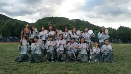 寻甸县先锋镇初级中学164班2020年6月11日文艺表演   舞蹈《年轮》