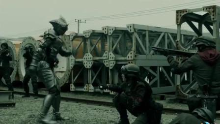 假面骑士:新的亚马逊骑士登场,却没想到被暗中袭击
