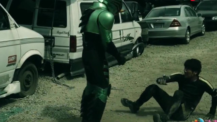 假面骑士:为了清除害虫的战斗,亚马逊要暴走了