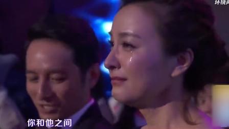 从没见过张信哲把歌唱得如此深情,吴昕哭成泪人,何炅也泪流满面