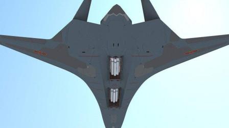 轰20轰炸机到底有多强?重220吨航程16000公里,挂50吨导弹成护国利剑