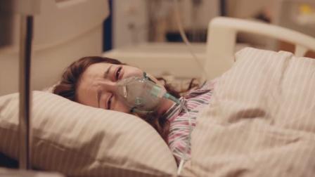 周放感染病毒进抢救房,看到隔壁病友去世,当场心如死灰!