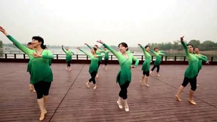 北京承舞蹈艺术学苑作品,经典民族舞蹈《我爱你中国》