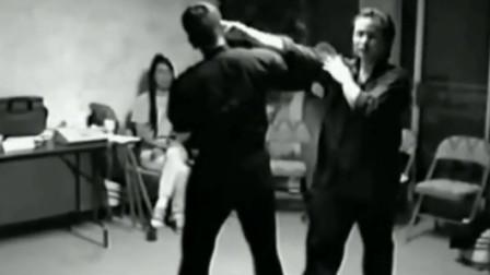 1998年拍摄的:据说在国内已经失传了的龙门八卦掌!真正的打人如挂画