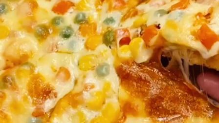 在家做披萨简单做法