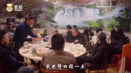 潮汕牛肉火锅,新鲜牛骨煲汤,有些客人从天黑迟到天亮
