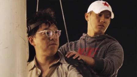 《我和我的祖国》幕后:黄渤亲自爬20米旗杆,陈凯歌邀真实宇航员出镜