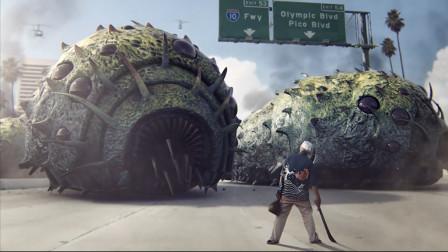没能拍成电影太可惜!巨大海洋生物来袭,大厨们拎厨刀拯救世界!