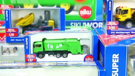 最新挖掘机视频表演, 242大卡车运输, 挖土机,挖机工作, 工程车