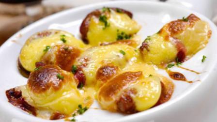 法式餐厅主菜法式焗蜗牛,做法还真没想象的那么难,你不尝试下?