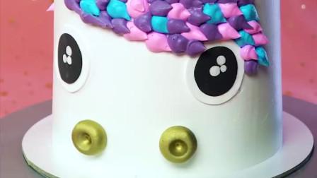 十大精美蛋糕装饰创意|美味蛋糕装饰教程