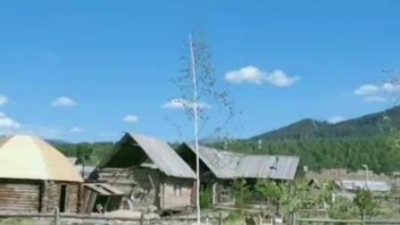阿勒泰地区·禾木观景台,夏天的禾木 她的另一个名字叫神的自留地