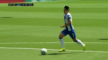 【足球集锦】西甲-西班牙人2-0阿拉维斯