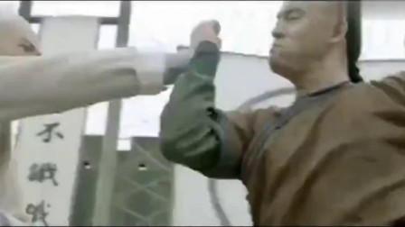 影视:广东十虎黄澄可登台打擂,竟瞬间击败了北方铁布衫高手!