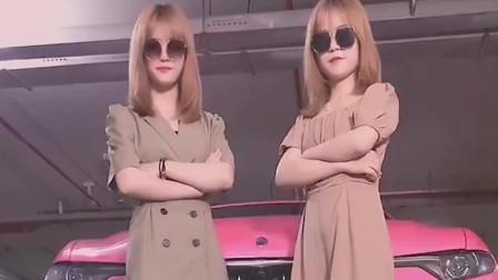 美女开豪车的炫富视频就是这么来的