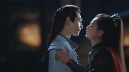 月上重火:上官透不承认爱着重雪芝,一个吻说明了一切