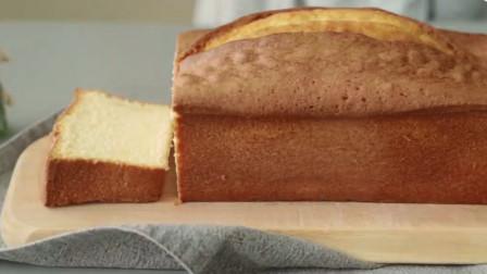 超实用的蛋糕教程,家里的材料就够用,做出来松软可口