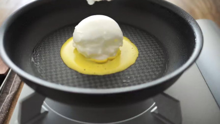 一颗鸡蛋就能做出好吃的蛋黄酥,家庭版美食教程,一看就会